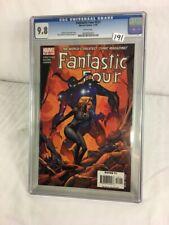 Fantastic Four #531 - CGC 9.8