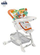 CAM seggiolone ISTANTE colore arancione C235 da 0-36 mesi S2400 -nuovo-Italia
