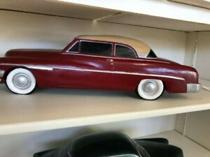 1951 Mercury 2 dr Hardtop Plaster Styling Model