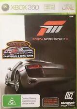 Forza Motorsport 3 Xbox 360 PAL ( FAST & FREE SHIPPING ) Like New