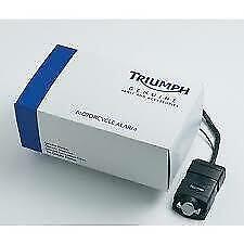 TRIUMPH TIGER 800 2011 - 2014 SRA APPROVED ALARM KIT  A9808099