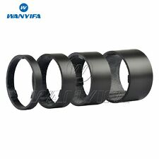Wanyifa 4Pcs Carbon Fiber UD Matte Washer Bike Stem Headset Spacers 5/10/15/20mm