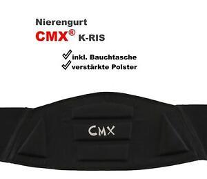CMX K-RIS Nierengurt Nierenwärmer Gurt mit versteckter Tasche Motorrad Roller