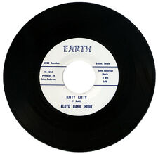 "Floyd Dakil FOUR ""Kitty Kitty"" Killer 60's garage listes!"