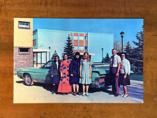 Prairie Bible Institute, Three Hills, Alberta, Canada, Missionaries, ca 1970