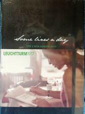 Leuchtturm 1917 5 Year Memory Book diary Black A5 New Sealed    g10