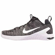296b5fcdda5 Women s Nike Size 7.5 Metcon DSX Flyknit 2 Black white SNEAKERS Shoe