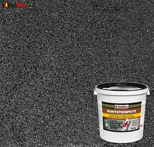 Buntsteinputz Mosaikputz BP 100 (anthrazit) 20 kg Absolute ProfiQualität