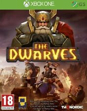 The Dwarves Xbox One * NEW SEALED PAL *