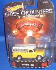 MATTEL HOT WHEELS HOLLYWOOD MOVIE & TV SHOWS COLLECTIBLES CLOSE ENCOUNTERS, NEW