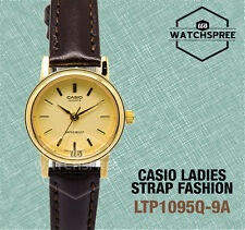 Casio Strap Fashion Ladies Watch LTP1095Q-9A