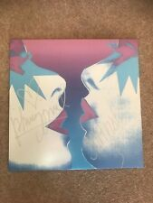 """Glass Candy – Feeling Without Touching - 12"""" deluxe edition - signed"""