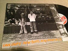 "IAN DURY  SPANISH 12"" LP SPAIN NEW BOOTS AND PANTIES NEW WAVE"