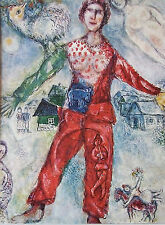 """Marc CHAGALL VINTAGE STAMPA montata, l'appel, 1971, XXe Siècle 38, 16 x 12"""""""