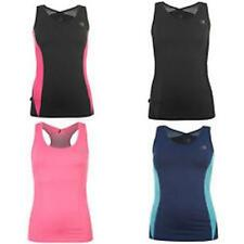 Womens Karrimor Tempo Sports Bra Crew Neck New