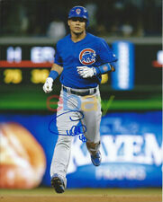 WILLSON CONTRERAS signed autographed CHICAGO CUBS 8X10 photo reprint