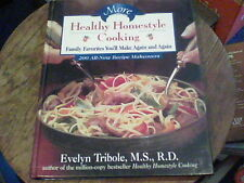More Healthy Homestyle Cooking by Evelyn Tribole  s24
