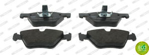 BRAKE PADS Front For MERCEDES BENZ SLK320 R170 2000-2004 - 3.2L V6 - FDB1050