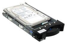 NOUVEAU disque dure IBM 32P0730 73.4Gb 10K RPM U320 SCSI 8.9CM 32P0727