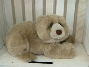 Mother Earth Brown Teddy Bear Dakin Lou Rankin Friends Plush