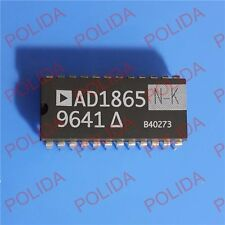 1PCS Audio DAC IC ANALOG DEVICES DIP24 AD1865N-K AD1865NZ-K 100% Genuine and New