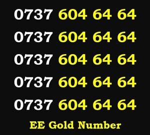 Number Phone Mobile Easy Business Card Sim Vip Diamond Ee Platinum Golden Gold