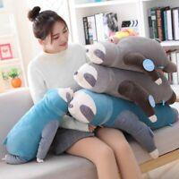 Sloth Plush Toy Pillow Sofa Chair Cushion Animal Stuffed Cartoon Doll Best Gift