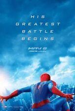 AMAZING SPIDERMAN 2 - ADVANCE - ORIGINAL 11.5x17 PROMO D/S MOVIE POSTER