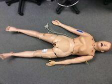 Laerdal Nursing Anne Airway Management Intubation Full Body Manikin Simpad
