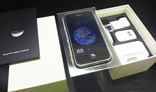 DEMO NR: 98    Apple iPhone 2G 4GB 1.Generation in weißer DEMO OVP 1G 1st SELTEH