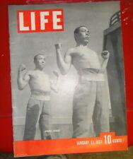1937 LIFE Magazine WWII  JAPANESE SOLDIERS, Margaret SANGER, Sonja HENIE