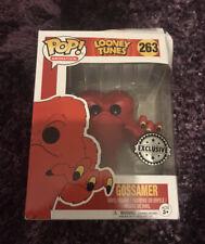 Funko Pop Animation Looney Toons Gossamer Exclusive Vinyl Character Figure NEW