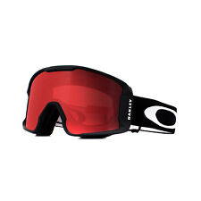 Oakley Line Miner XM Matte Black Prizm Rose Snowboard Ski Mask Goggles