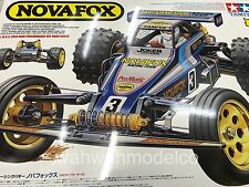 Tamiya 58577 1/10 Rc Novafox 2Wd Off Road Buggy