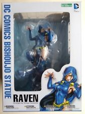 Kotobukiya DC Comics Raven Bishoujo Statue New Sealed Box!