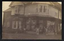 Wimborne / Ferndown photo & posted Shop. Edward Ash.