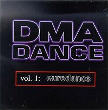 DMA DANCE VOL 01:EURODANCE by INTERHIT/MEGAHIT/M TRAX