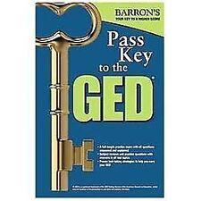 Pass Key to the GED (Barron's Pass Key to the Ged), Reddy, Joseph, Sharpe, Chris