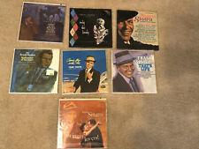 Lot Of 7 Frank Sinatra Vinyl Records