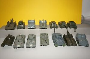 RF30] Roco Mini Tank Dbgm Rietze IN Set Collection Bw 1:87 S.S.Pictures