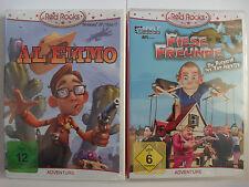 Adventure Sammlung Al Emmo + Fiese Freunde - Western Azteken Schatz + Top Agent