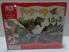DK Pop Up Dinosaur Game 123 Game Free Post
