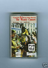 CASSETTE TAPE NEW CLAUDE BOLLING BIG BAND  VICTORY CONCERT 1944-1945