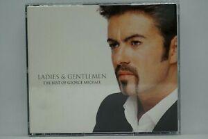 George Michael - Ladies & Gentlemen (The Best of)  2CD Album - Fat Jewel Case