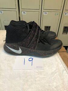 NIKE Kyrie Iving 2 JBY Black/Crimson MEN's Basketball Shoes, Size 9 819583-006