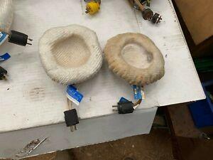 Glas-Col Fabric Round Bottom Mantle 250ml P/N O402 (Lot of 2)