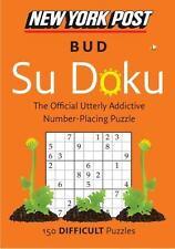 Bud Su Doku (Paperback or Softback)