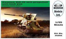 Mirror Models 1:35 ZiS-30 Russian Self-Propelled Anti-Tank Gun Model Kit