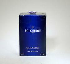 BOUCHERON POUR HOMME OLD FORMULA EAU DE TOILETTE 50 ML SPRAY