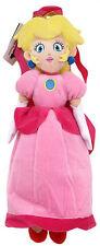 "Back Pack Nintendo 16"" Princess Peach Plush"